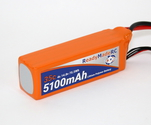 RMRC Orange Series - 5100mAh 4S 35C Lipo - XT60 (75.5Wh)
