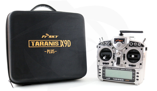 Fr SKY-TARANIS X9D PLUS Transmitter/Soft Case,Mode 2 No Receiver