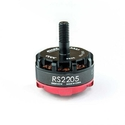 EMAX RS2205 2600KV Red Bottom Motor - CW Thread/CCW Rotation