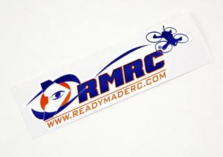 RMRC Vinyl Logo Sticker - 12cm