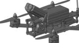 Runcam / Foxeer / Mobius Camera Mount (Speed Addict 210-R/180-R)