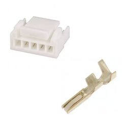 Connector GH Housing 5Pos 1.25MM (5pcs)