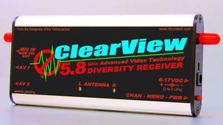 Iftron ClearView 5.8 Pro Receiver