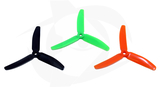 Gemfan PC Propeller - 5 x 4 x 3 Orange