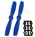 Direct Drive HQ Prop - Glass Fiber - 5x4.5R Blue (Bullnose)