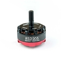 EMAX RS2205 2300KV Red Bottom Motor - CCW Thread/CW Rotation