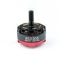 EMAX RS2205 2300KV Red Bottom Motor - CCW Thread/CW Rotation