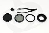RMRC GoPro Polarized and UV Lens Kit