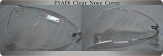Uav Airplane Sabre Clear Nose Coer