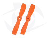 Direct Drive HQ Prop - Glass Fiber - 4.5x4.5R Orange (Bullnose)