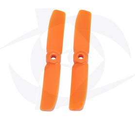 Direct Drive HQ Prop - Glass Fiber - 4x4R Orange (Bullnose)