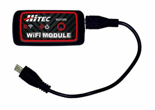 Hitec X2 AC Pro 2 Port AC/DC Multi-Charger Optional WiFi Modul
