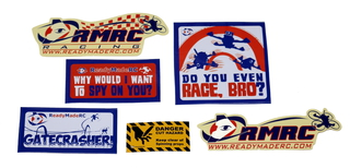 RMRC Sticker Pack!