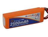 RMRC - 2500mAh 3S 3C Lipo Transmitter Pack (Futaba/JR/X9D)