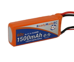 RMRC Orange Series - 1500mAh 3S 60C Lipo - T Connector (16.65Wh)