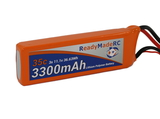 RMRC Orange Series - 3300mAh 3S 35C Lipo - T Connector (36.63Wh)