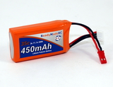 RMRC Orange Series - 450mAh 3S 35C Lipo - JST (5.0Wh)