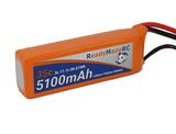 RMRC Orange Series - 5100mAh 3S 35C Lipo - XT60 (56.61Wh)