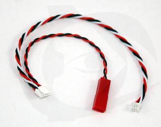 RMRC Cricket - 3 Pin Camera Cable (Fatshark, Runcam, Others)