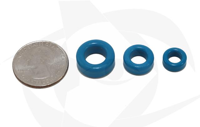 Toroid Ring - 10mm OD Ferrite - For RF Noise Suppression