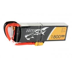 Tattu 1800mAh 3S 45C Lipo Pack - XT60  (Wh 20.0)