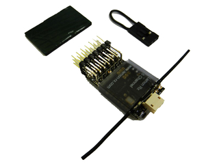 Lemon Rx DSMX Compatible 6-Channel Receiver
