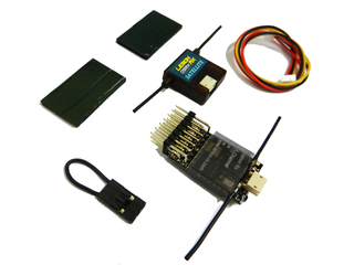 Lemon DSMX Compatible 6-Channel Receiver with Satellite