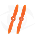 Direct Drive HQ Prop - Glass Fiber - 4x4.5R Orange
