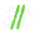 Direct Drive HQ Prop - Glass Fiber - 5.5X4.5 Green (Bullnose)