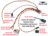 Eagle Tree - Vector Harness for IRC/Fatshark