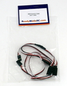 RMRC Mini Skyhunter - Replacement Servo Y-Cable & Extension