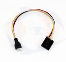 Camera Cable (4-Wire Super Compact to ImmersionRC/FatShark)