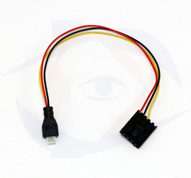 Camera Cable (3-Wire Super Compact to ImmersionRC/FatShark)