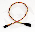 30cm (12 inch) JR Style 22AWG Twisted Servo Cable
