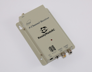 RMRC - 900MHz Receiver with Upgraded SAW Filter