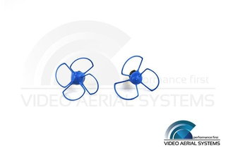 VAS - 5.8 GHz Bluebeam Omni Antenna Set (RHCP)