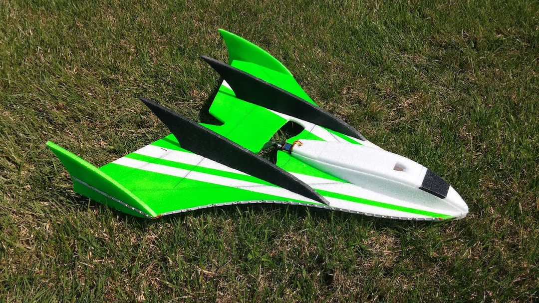 RA Cores - EPP BluFO Flying Wing (25