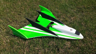 "RA Cores - EPP BluFO Flying Wing (25"")"