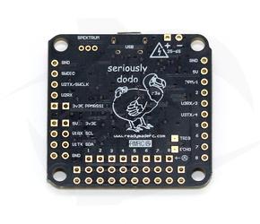 RMRC Seriously Dodo Flight Controller - Rev 3b