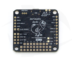RMRC Seriously Dodo Flight Controller - Rev 3b