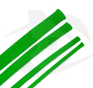 RMRC - Braided Mesh - 6mm Bright Green - 1m Section