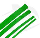 RMRC - Braided Mesh - 3mm Bright Green - 1m Section