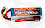 Gens Ace 1800mAh 3S 25C Lipo Pack - T-Connector (Wh 19.98)