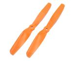 Direct Drive HQ Prop - Glass Fiber - 8X5R Orange (Bullnose)