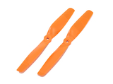 Direct Drive HQ Prop - Glass Fiber - 8X5 Orange (Bullnose)