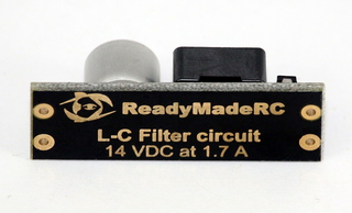RMRC - LC Power Filter - 1.7A