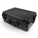 "Weatherproof Equipment Case - 22x16x8"" Black"