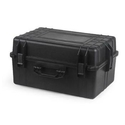 "Weatherproof Equipment Case - 22x15x12"" Black"