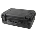 "Weatherproof Equipment Case - 18x14x7"" Black"