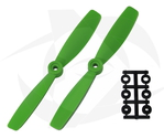 Direct Drive HQ Prop - Glass Fiber - 6x4.5R Green (Bullnose)